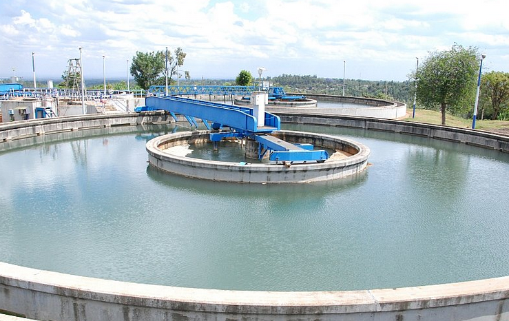 Nairobi city water cleaning facility rationing
