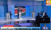 Presidential Debate in Kenya (Full Video) ,Raila Odinga, Monday 24th July 2017 uhuru kenyatta