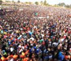 Raila Odinga eldoret rally