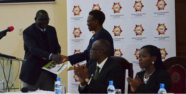 SRC New Pay Structure, Job grading for Civil Servants, State Officers, salaries and allowances set on 2017 pd