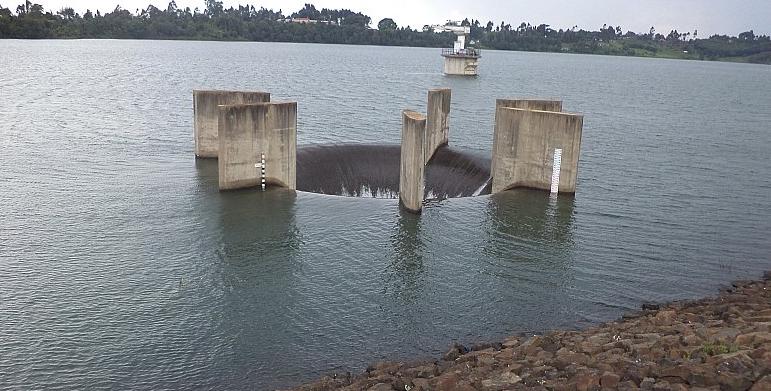 nairobi city water dam rationing