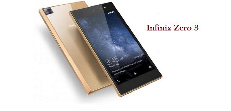 Infinix Zero 3 (X552), Best Camera Phone Jumia Kenya customer review