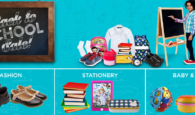 Jumia Kenya Back to school Sale, deals Products on offer for primary school students, August 2017