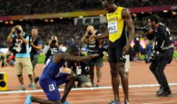 VIDEO Usain Bolt loses to Justin Gatlin in the 100m World Athletics Championships 2017 (London)