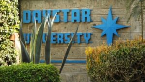 Cholera Outbreak Reported at Daystar University