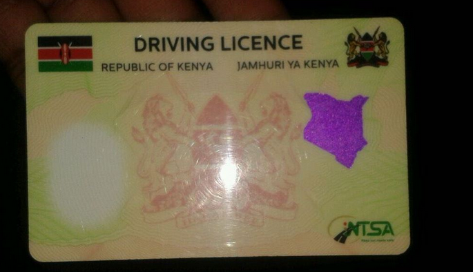 Digital Driving License Launch in Kenya, how to get one