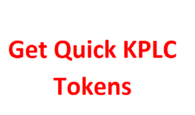 How Quickly buy Kenya Power, KPLC Tokens via paybill Number 501200