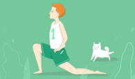 How to keep fit and stay healthy while working