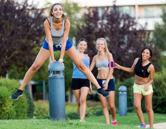 How to keep healthy in Campus, College