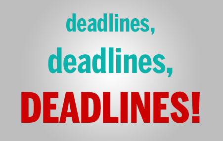 How to meet deadlines with college assignments