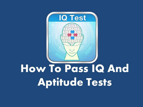 How to pass that aptitude test and land a face to face interview