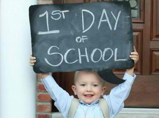 How to prepare your child for their first day at school ...