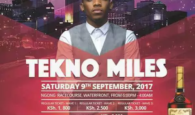 Tekno Miles Disappoints Kenyans Epically With Under Par Performance