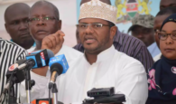 Hassan Omar leaves Wiper, to Contest Joho's Re-election