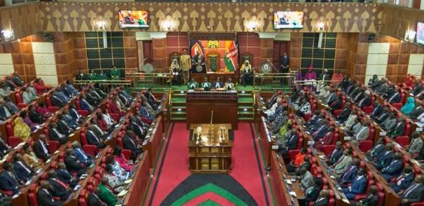 Judiciary, NASA Boycott Opening of 12th Parliament by president Uhuru Kenyatta