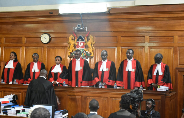 Kenyan Supreme Court Ruling on Raila Odinga, Uhuru Kenyatta, IEBC Case on Presidential Elections Results