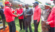 PHOTOS: Isaac Ruto Jumps Ship to Jubilee