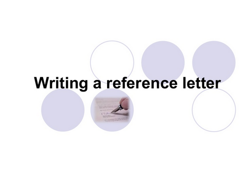 How To Get A Reference Letter From Your Professor Lecturer Kenyayote