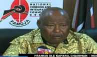 kaparo NCIC Hate Mongers List in Kenya
