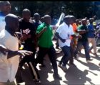 Khalwale Leads Kakamega Demos for Chiloba Resignation