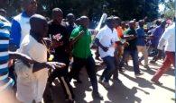 Khalwale Leads Kakamega Demos for Chiloba Resignation