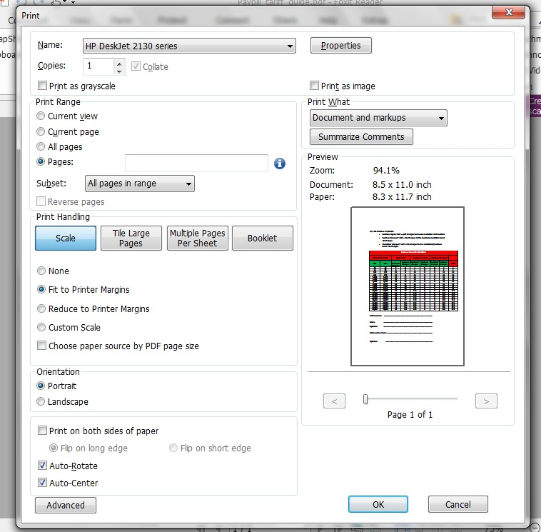 How to Print Multiple Pages Per Sheet from Foxit Reader