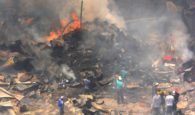 Government Issues Statement on Gikomba Fire