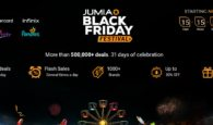 Jumia Kenya Black Friday 2017 Dates, Offers and Deals list