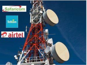 Safaricom, Telkom Kenya and Airtel Kenya Data Bundle Packages Pricing Comparison