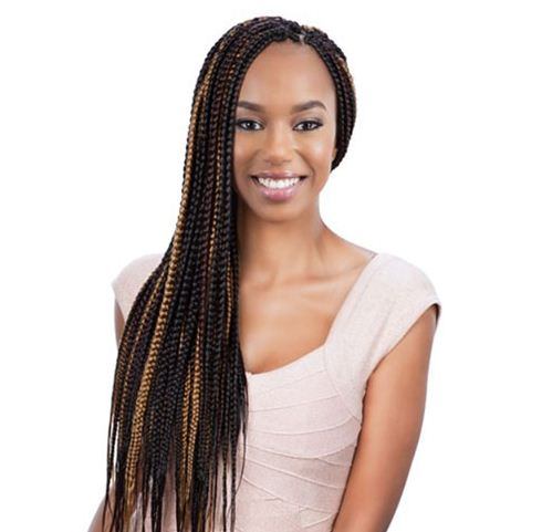 Short, Medium, Long Box braids in Kenya, Styling, best for, price and where to buy