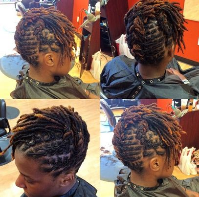 Short Dreadlocks For Guys And Ladies In Kenya Styling Best For And