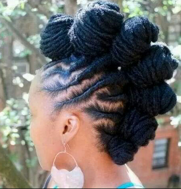 The cheapest hairstyles in Kenya