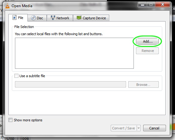 How to Convert Video Files to mp3 Using VLC Media Player