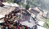 Two Dead after Building Collapses in Kisii Town