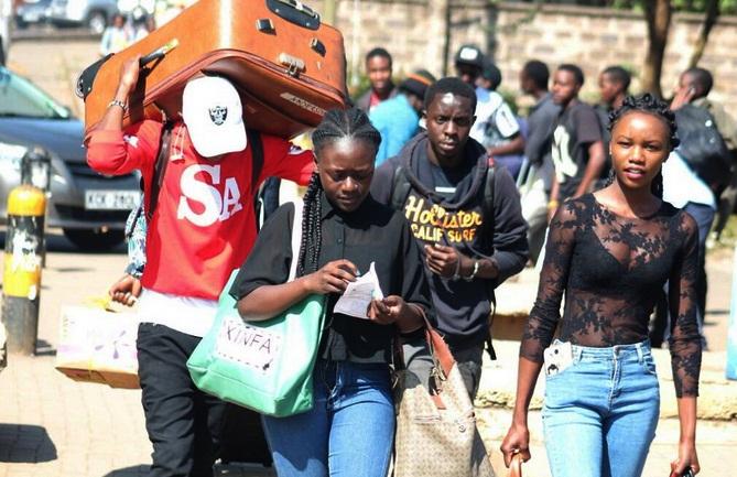 University of Nairobi Closed Indefinitely