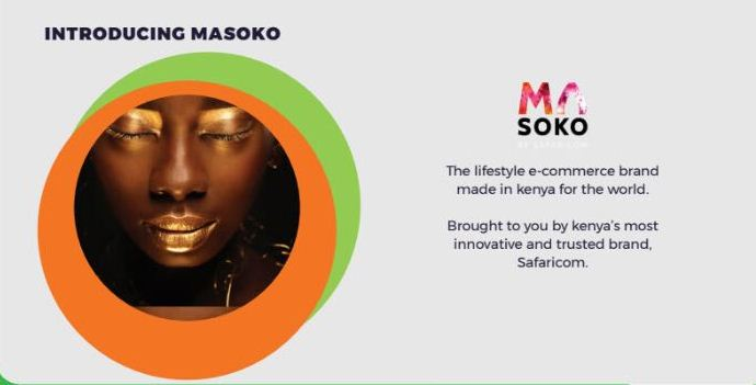 Masoko Ecommerce: Safaricom's online shopping website, platform