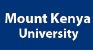 Mount Kenya University 13th Graduation Ceremony and List 15th December 2017