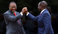 Official President Uhuru Kenyatta Inauguration Ceremony Updates Speech, Photos