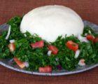 Procedure of Cooking Sukumawiki meal, Kenyan Recipe for Kales