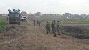 GSU officers deployed to seal off Jacaranda