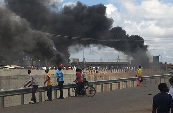 Situation at Outer Ring Road