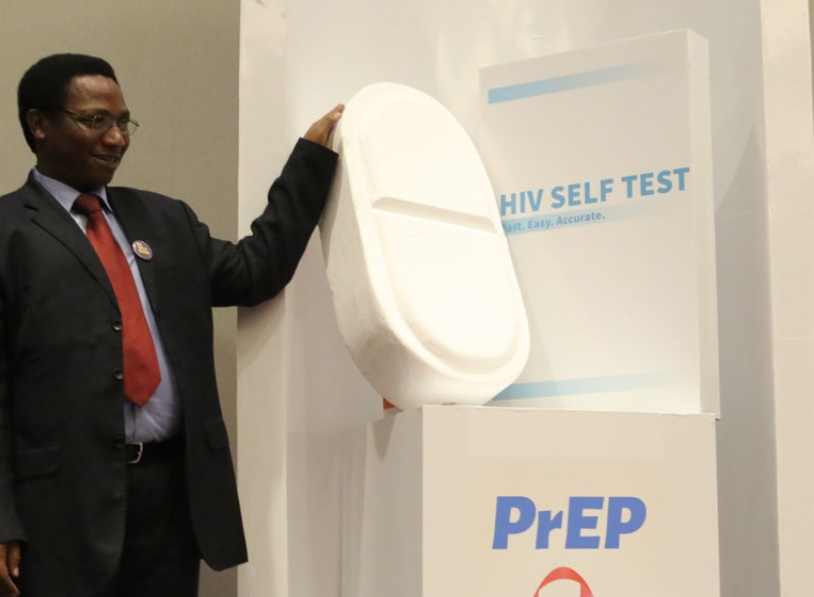 PrEP was launched in Kenya in May this year