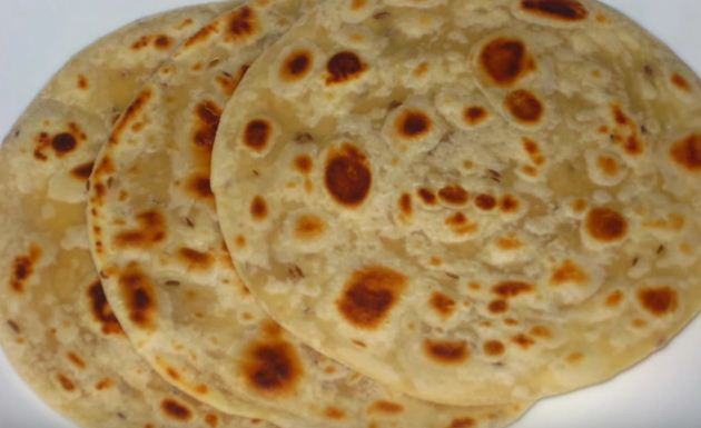 Procedure of how to cook Chapati, Kenyan Recipe