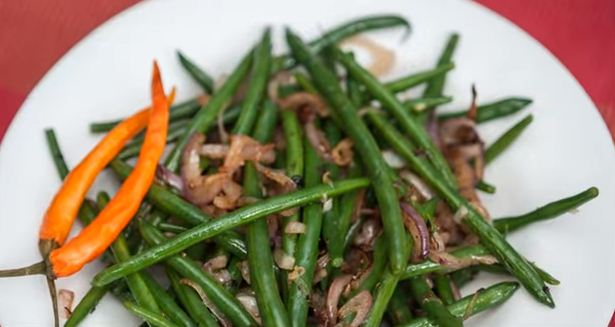 how to cook French Beans Meal and Kenya Recipe