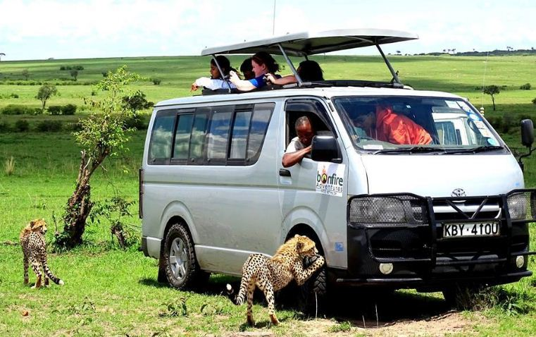 Bonfire Adventures travel agency in kenya