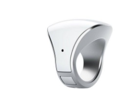 Nimb ring with panic button