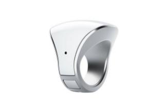 Nimb ring with panic button