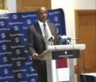 portPesa CEO Ronald Karauri announced the betting company has terminated all local sponsorship