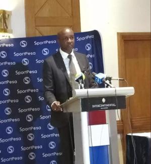 portPesa CEO Ronald Karauri announced the betting company has terminated all local sponsorship