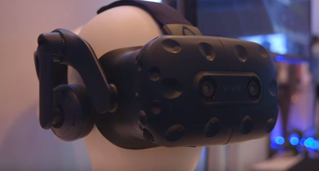 highlights of the HTC Vive Pro at CES 2018